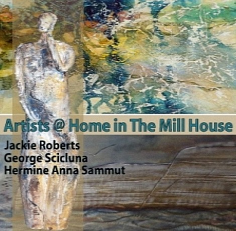 Artists @ Home in The Mill House Exhibition