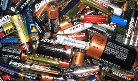 New EU legislation requiring the collection and recycling of spent batteries