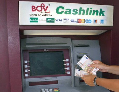 Bank of Valletta ATMs now dispensing €40 notes