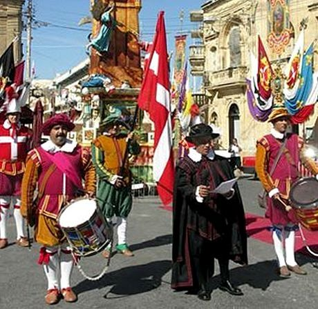 Commemoration of the Two Sieges of Malta