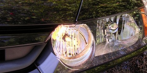 Daytime Running Lights for all new vehicles from 2011 to increase road safety