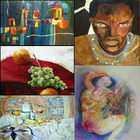 Exhibition at Community of Malta Artists Gallery