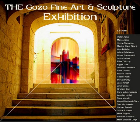 The Gozo Fine Art & Sculpture Exhibition 2008