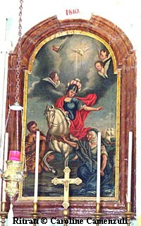 The feast of Saint Demetrius at Gharb on Sunday
