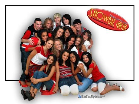 Showbiz High London Team
