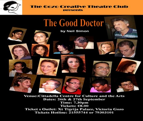 The Good Doctor comes to Gozo