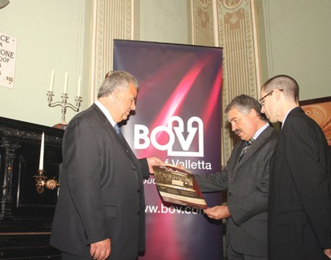 BOV sponsor 'La Boheme' at the Aurora Opera House