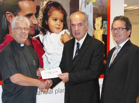HSBC supports Gozo's Oasi Foundation