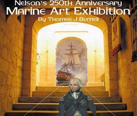 Nelson's 250th Anniversary Marine Art Exhibition