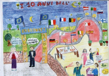 Euro poster design competition for schools