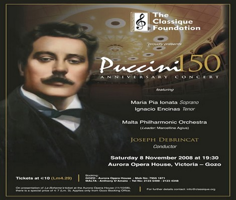 Two classical concerts at the Aurora Opera House