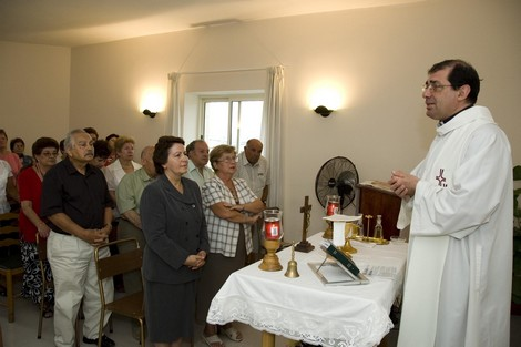 University of the Third Age Mass held for Karl Chircop