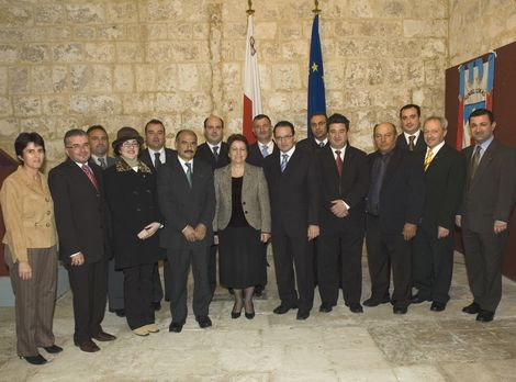Aalborg Agreement signed by Gozo's Local Councils