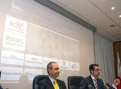 BOV sponsor EMCS Malta Business and Finance Forum 2008