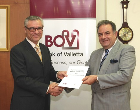 Malta Philharmonic Orchestra broadens repertoire with BOV assistance