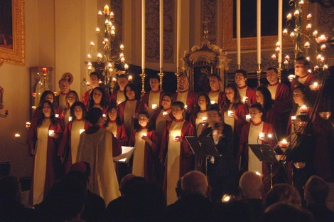 The 6th Edition of Carols by Candlelight with Schola Cantorum Jubilate