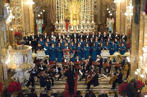 'Puer Natus Est' a Grand Spectacular Christmas Concert at Xaghra Basilica