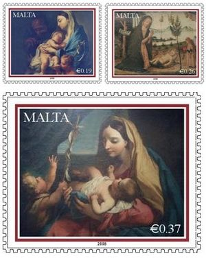 Christmas stamps to feature nativity old masters