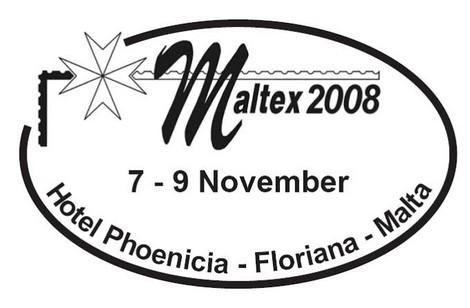 Temporary Branch Post Office at MALTEX 2008