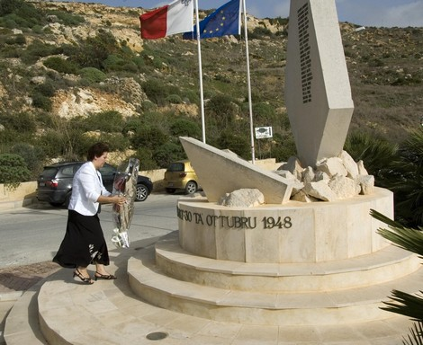 Ceremony commemorates 60th anniversary of Gozo sea tragedy