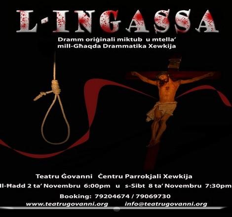 'L-Ingassa' at Teatru Govanni Centru Parrokjali Xewkija