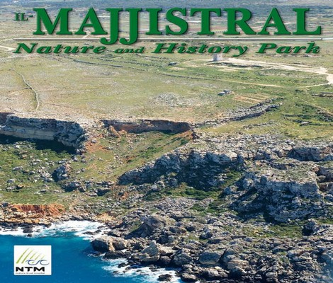 A walk in the Majjistral Nature and History Park