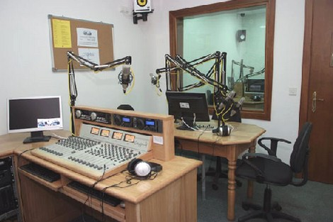 Radio Lehen il-Qala's Immaculate Conception and Christmas Schedule from their new studios
