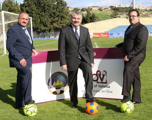 Bank of Valletta to sponsor BOV Gozo Cup