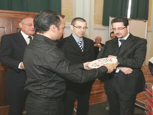 Project of traditional Maltese instruments gets BOV support
