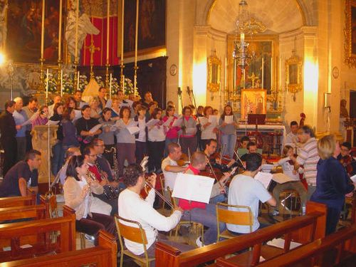 Gaulitanus Choir Concert and new Christmas CD