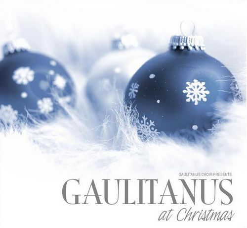 'Gaulitanus at Christmas' CD now on sale