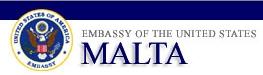 Malta Joins the US Visa Waiver Program