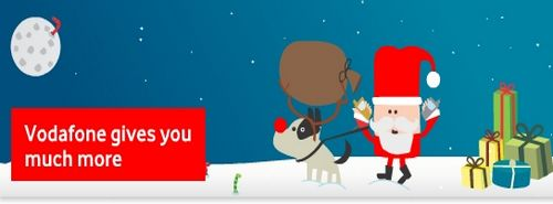 Vodafone announces Festive season offers extended
