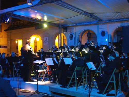 Gozo Youth Wind Band and Orchestra at Christmas