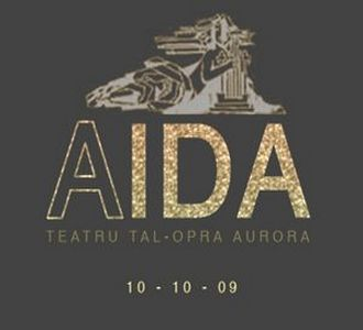 AIDA at the Teatru ta' l-Opra Aurora in October