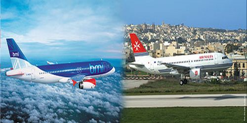 Air Malta and bmi sign codeshare agreement