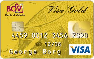 Bov Visa Gold Card Travel Insurance