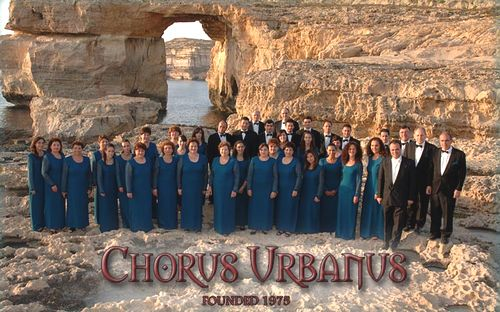 Chorus Urbanus in two concerts this weekend