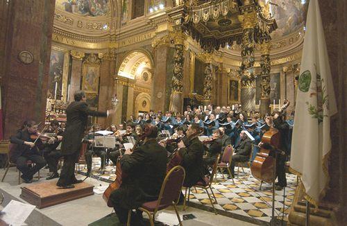 Chorus Urbanus at Il-Kuncert tal-Milied 2008