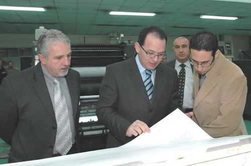 Government Gazette goes green on recycled paper