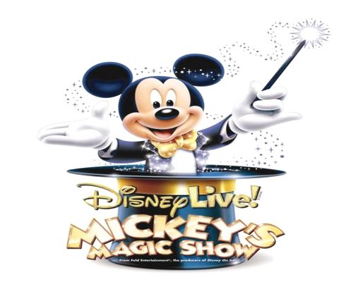 Mickey's Magic Show competition for GO Plus TV customers