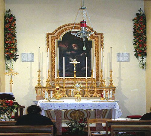 The feast of Saint Anthony the Abbot in Xaghra