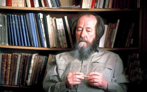 Aleksandr Isayevich Solzhenitsyn.....  his legacy