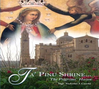 Ta' Pinu Shrine history published in English