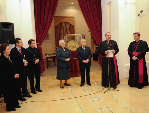 Pauline Exhibition is inaugurated in Gozo