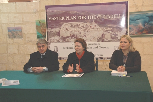 Master Plan for Gozo's Cittadella being drawn up