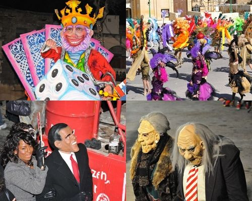 Gozo Carnival proves to be a popular attraction