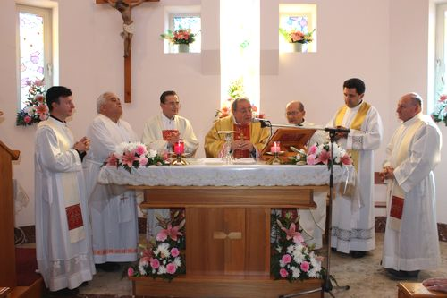 Holy Family commemorated at Tal-Ibrag Hospital