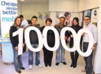 10,000 make the switch to Melita Mobile in first 7 days