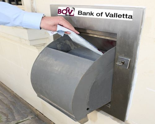 BOV removes annual fee on Night Safe Service